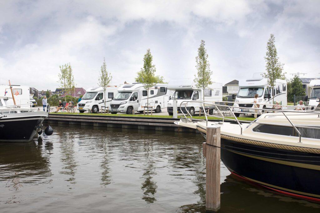 Leeuwarden - Camperplaats Leeuwarden